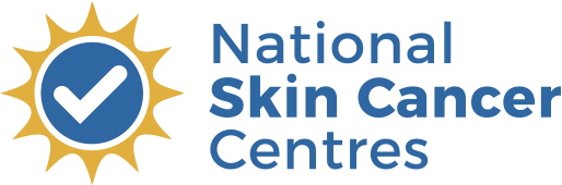 National Skin Cancer Centres logo