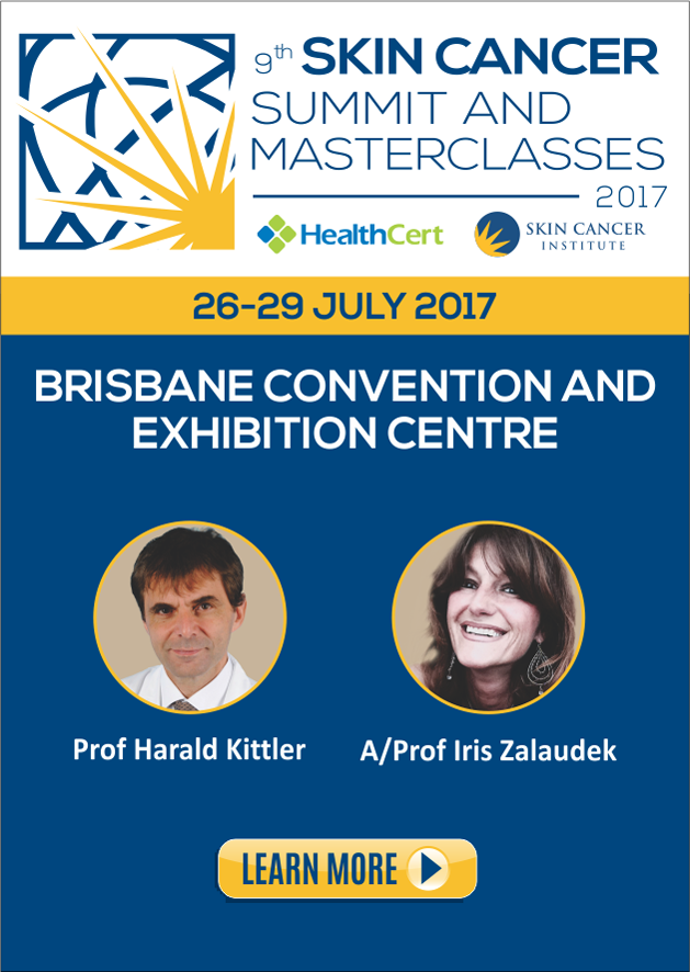 9th Skin Cancer Summit and Masterclasses